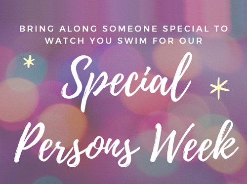 Special Persons Week