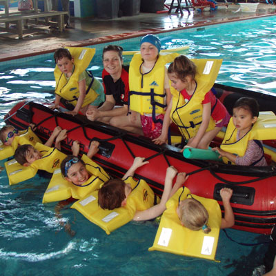 WATER SAFETY WEEK